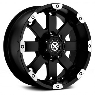 ATX SERIES� - CRAWL Matte Black with Machined Accents