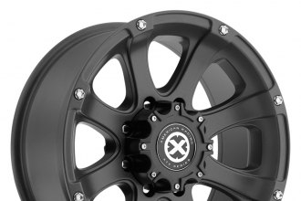 "ATX SERIES® - LEDGE Teflon Coated (17"" x 8"", +35 Offset, 5x114.3 Bolt Pattern, 72.6mm Hub)"