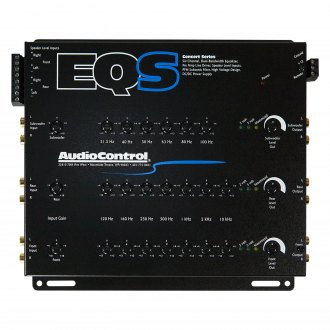 Audio Control® - 13-Band Graphic Equalizer