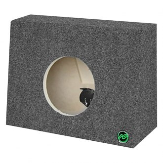 Audio Enhancers® - Carpeted Classic Series Subwoofer Enclosure