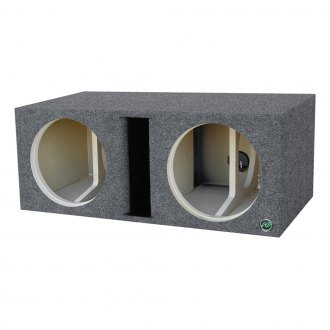 Audio Enhancers® - Carpeted KO Series Ported Empty Subwoofer Enclosure