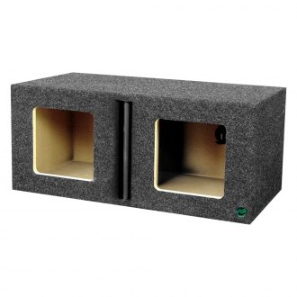 Audio Enhancers® - Carpeted KPL Series Ported Empty Subwoofer Enclosure