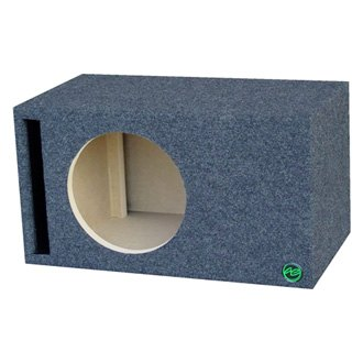 Audio Enhancers® - Carpeted KPVR Series Empty Subwoofer Enclosure