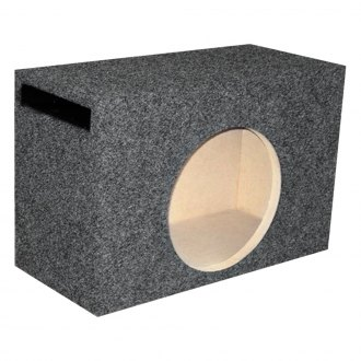 Audio Enhancers® - Carpeted Ported Subwoofer Enclosure