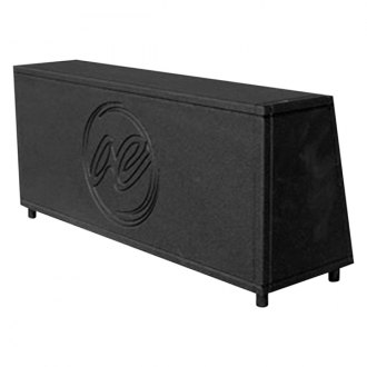 "Audio Enhancers® - 10"" Dual Driver Down-Firing Subwoofer Enclosure"