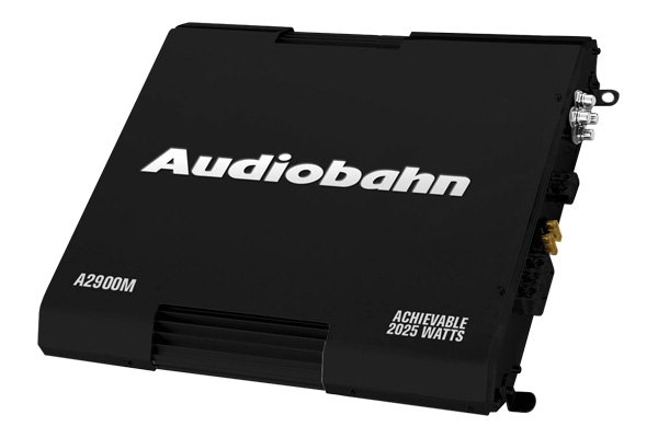 Audiobahn® - Swerve Series Class AB Amplifier