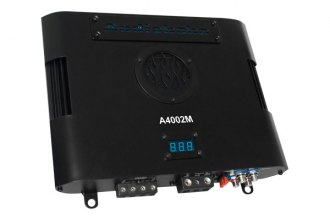 Audiobahn® - Intake Series Class AB 2-Channel 1100W Amplifier