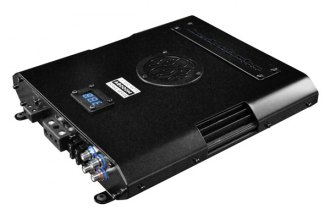 Audiobahn® - Intake Series Class AB Mono 2200W Amplifier
