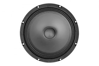 "Audiobahn® - 8"" 680W Midrange Driver with Stamped Steel Basket"
