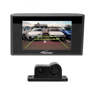 "Audiobahn® - Parking Sensor System with 3"" TFT LCD Display"
