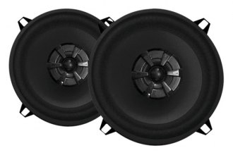 "Audiobahn® - 5-1/4"" 2-Way Murdered-Out Series 155W Coaxial Speakers"