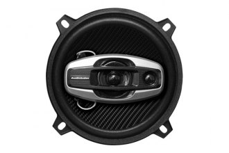 Audiobahn® - 5.25'' AS Series 3-Way 100W RMS Coaxial Speaker
