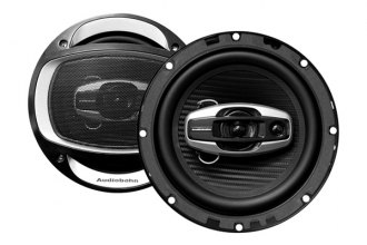 Audiobahn® - 6.5'' AS Series 3-Way 100W RMS Coaxial Speaker