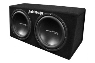 "Audiobahn® - 12"" Dual Party Amplified Pack"