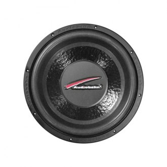 "Audiobahn® - 15"" Natural Sound Series DVC 1000W Subwoofer with Stamped Basket"