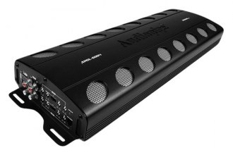 Audiopipe® - APCL Seres Class AB 4-Channel 2500W Amplifier