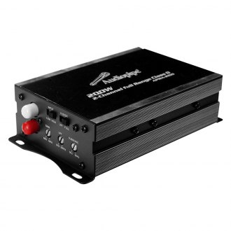Audiopipe® - Class D 2-Channel 200W Amplifier