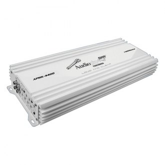 Audiopipe® - Marine Class AB 4-Channel 1400W Amplifier