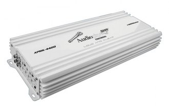 Audiopipe® - 4-Channel 1400 Watt Marine Amplifier