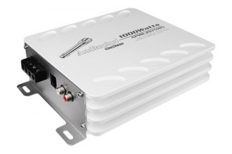 Audiopipe® - Class D 2-Channel 1000W Marine Amplifier