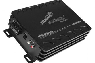 Audiopipe® - APSM Series Class D 2-Channel 1200W Amplifier