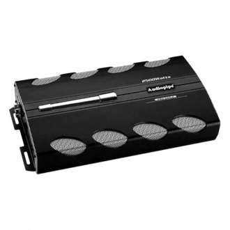 Audiopipe® - AQX Series Class AB 4-Channel 2500W Amplifier