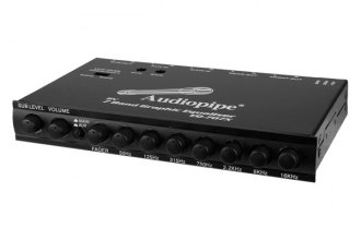 Audiopipe® - 7-Band Equalizer