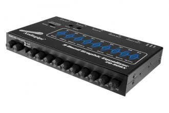 Audiopipe® - 9-Band Equalizer