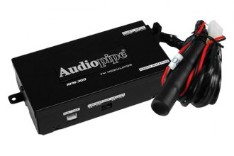 Audiopipe® - 2-Channel FM Modulator