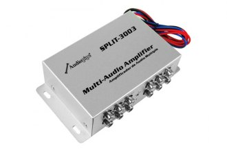 Audiopipe® - Multi-Audio Amplifier