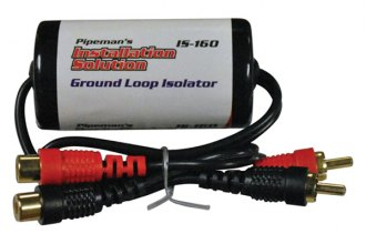 Audiopipe® - Ground Loop Isolator