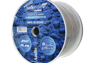 Audiopipe® - Marine Power Cable