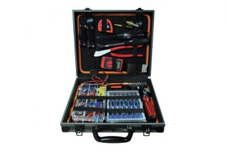 Audiopipe® - Pipeman's Installation Sollution™ Car Accessories Tool Kit