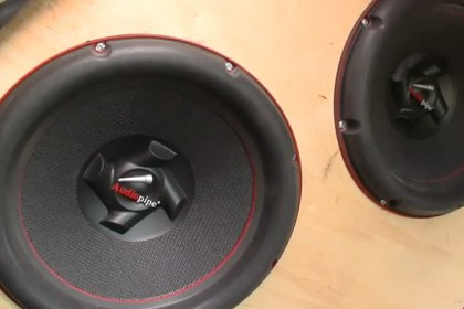 Audiopipe® Audio System Installed (HD)
