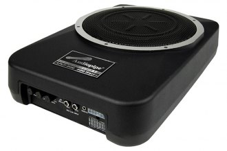 "Audiopipe® APLP800 - 8"" APLP Series Low Profile Sealed Powered 400W Subwoofer Enclosure"