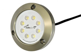 Audiopipe® - Marine Underwater LED Lights For Boats