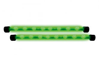 Audiopipe® - Pipedream™ LED Multi-Color Twin Rods