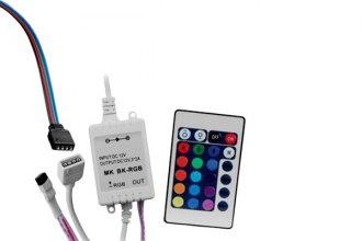 Audiopipe® - Pipedream™ LED Control Remote Box