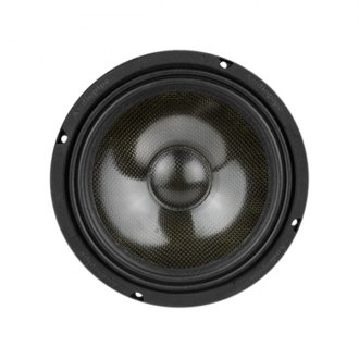 "Audiopipe® - 8"" Carbon Fiber Series 500W Midrange Speaker"