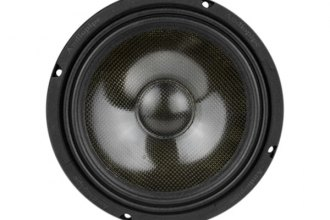 "Audiopipe® - 8"" APMB Series 500W Low Mid Range Speakers with Carbon Fiber Cone"