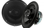 "Audiopipe® - 6-1/2"" 3-Way APC Series 120W Speakers"