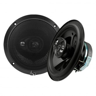 "Audiopipe® - 6-1/2"" 3-Way APC Series 120W Coaxial Speakers"