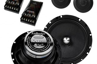 "Audiopipe® - 6-1/2"" APHE Series 120W Component Speakers"