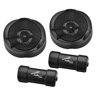 "Audiopipe® - 2-1/2"" 200W Dome Tweeters with Kapton Former Voice Coil Sold"