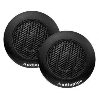 "Audiopipe® - 1"" APHE Series 80W Soft Dome Tweeters"