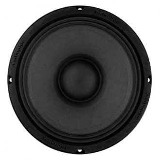 "Audiopipe® - 8"" Aluminum Basket Series 500W Dynamic Midrange Speaker"