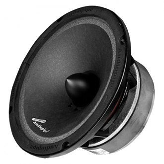 "Audiopipe® - 8"" Aluminum Basket Series 500W Midrange Speaker"