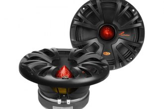 "Audiopipe® - 8"" APMB-G Series Dual Cone Low Mid Frequency 500W Speaker"