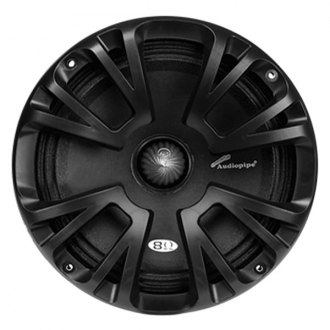 "Audiopipe® - 8""Consumer Line Series Dual Cone Low Mid Frequency 300W Speaker"