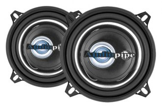 "Audiopipe® - 5-1/4"" 2-Way APT Series 180W Speakers"